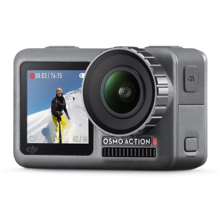 action kamera dji osmo action