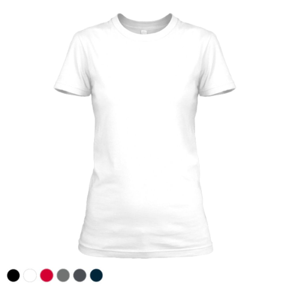 Athletic Women Duoblend TShirt