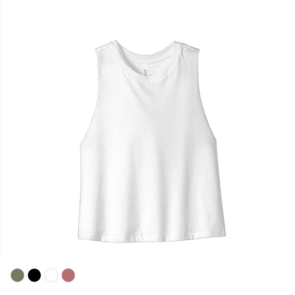 Rohling Racerback Women Cropped