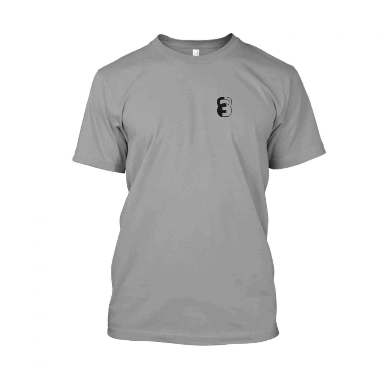 Luff gray front