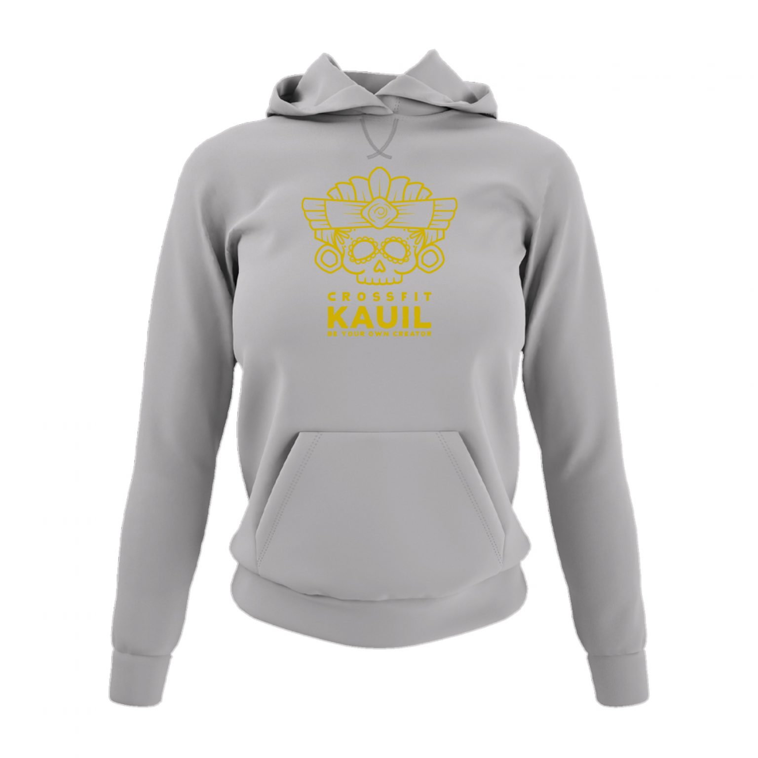 DamenHoody Lightoxford1 gold front