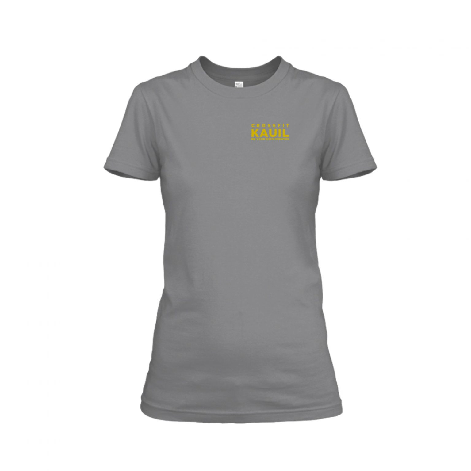 Damen Shirt HeatherDarkGrey2 front 1