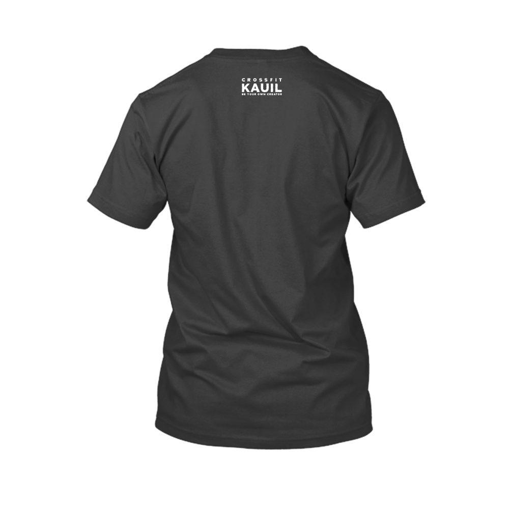 Herren Shirt Schwarz1 weiss back