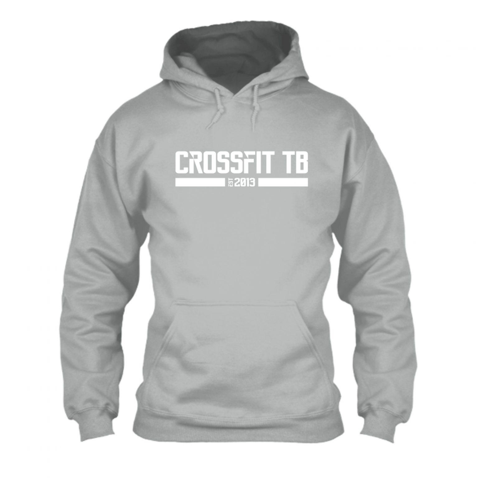CrossFit TB Herren Hoodie Lightoxford
