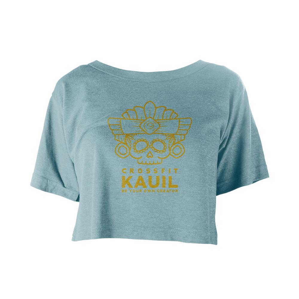 CrossFit Kauil Festival Denim gold