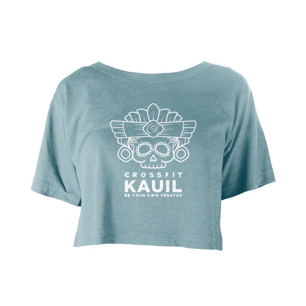 CrossFit Kauil Festival Denim weiss