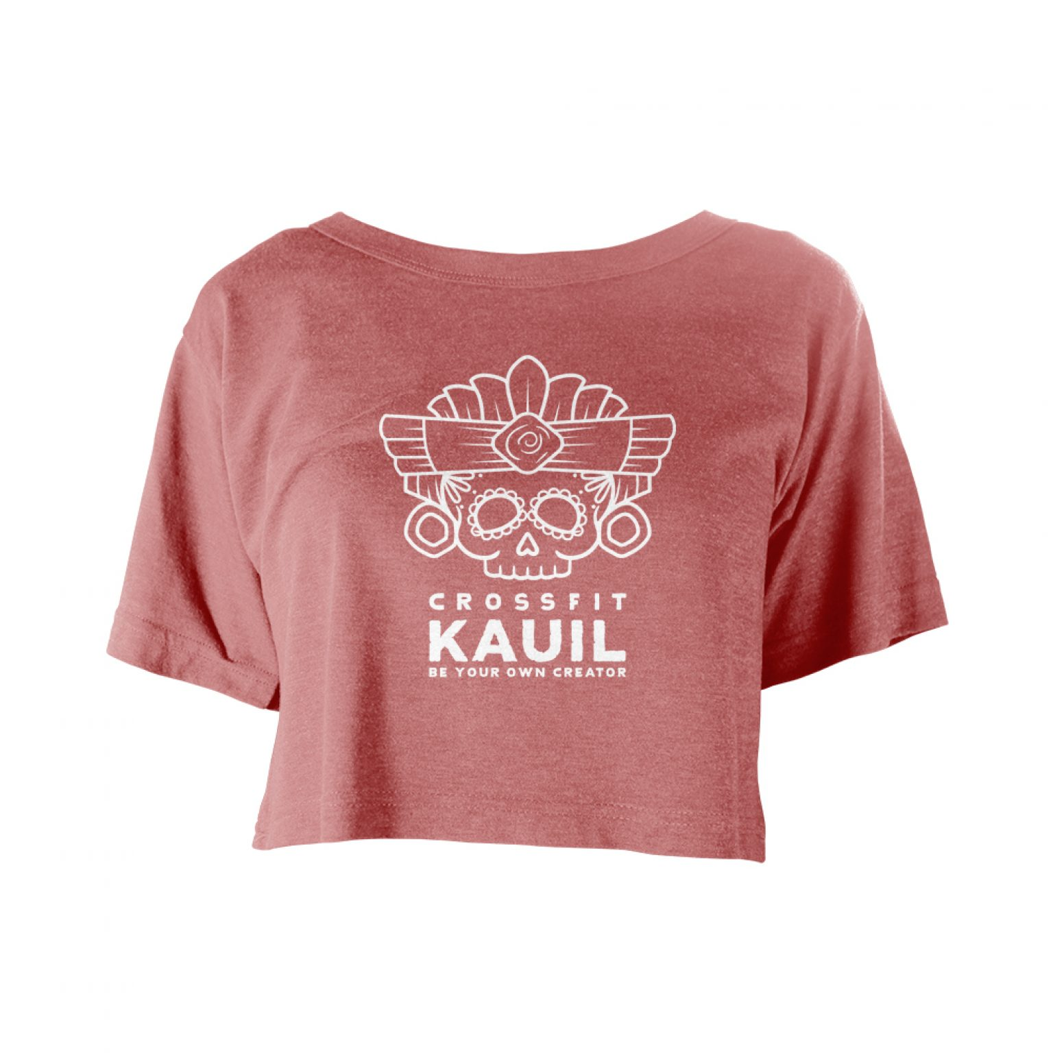 CrossFit Kauil Festival Paprika weiss
