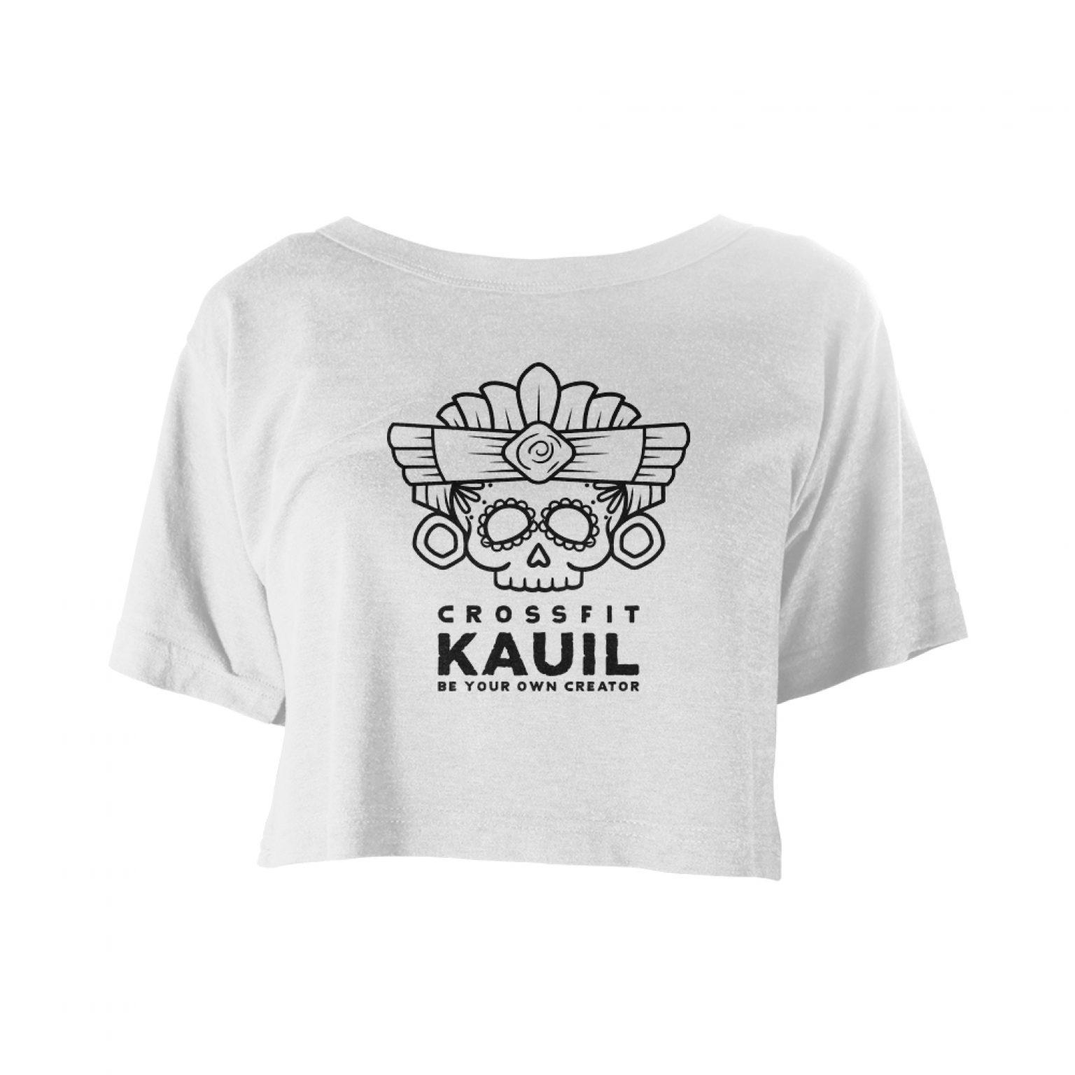 CrossFit Kauil Festival Weiss schwarz