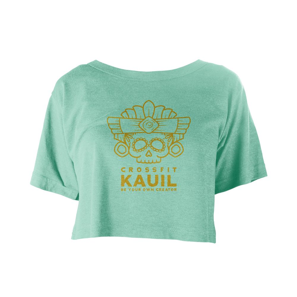 CrossFit Kauil Festival green gold
