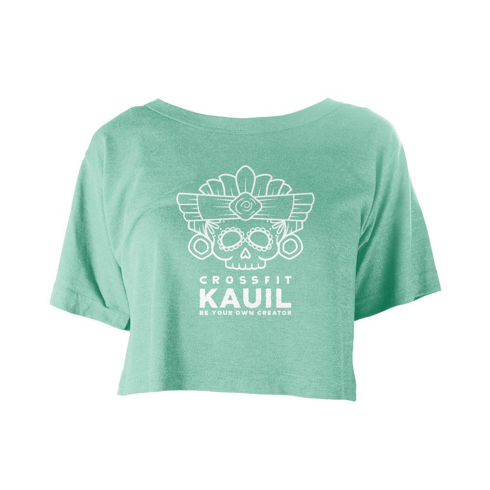 CrossFit Kauil Festival green weiss