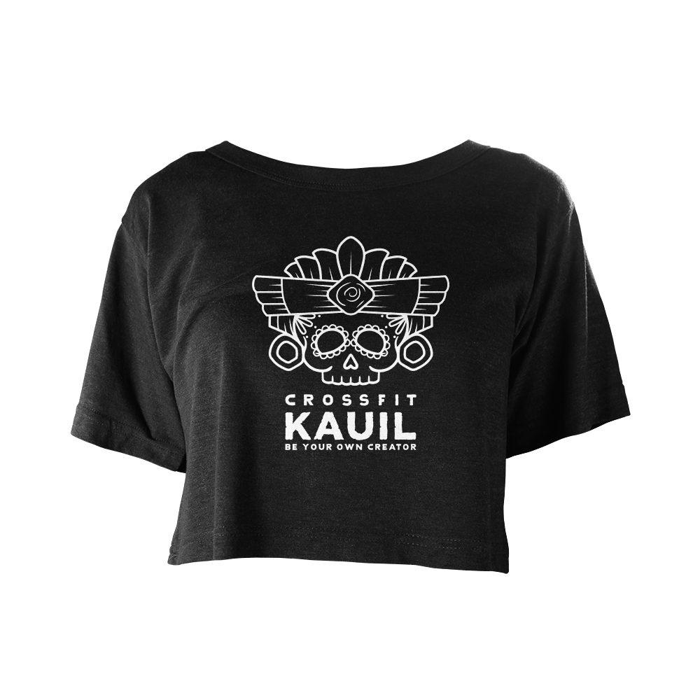 CrossFit Kauil Festival schwarz weiss