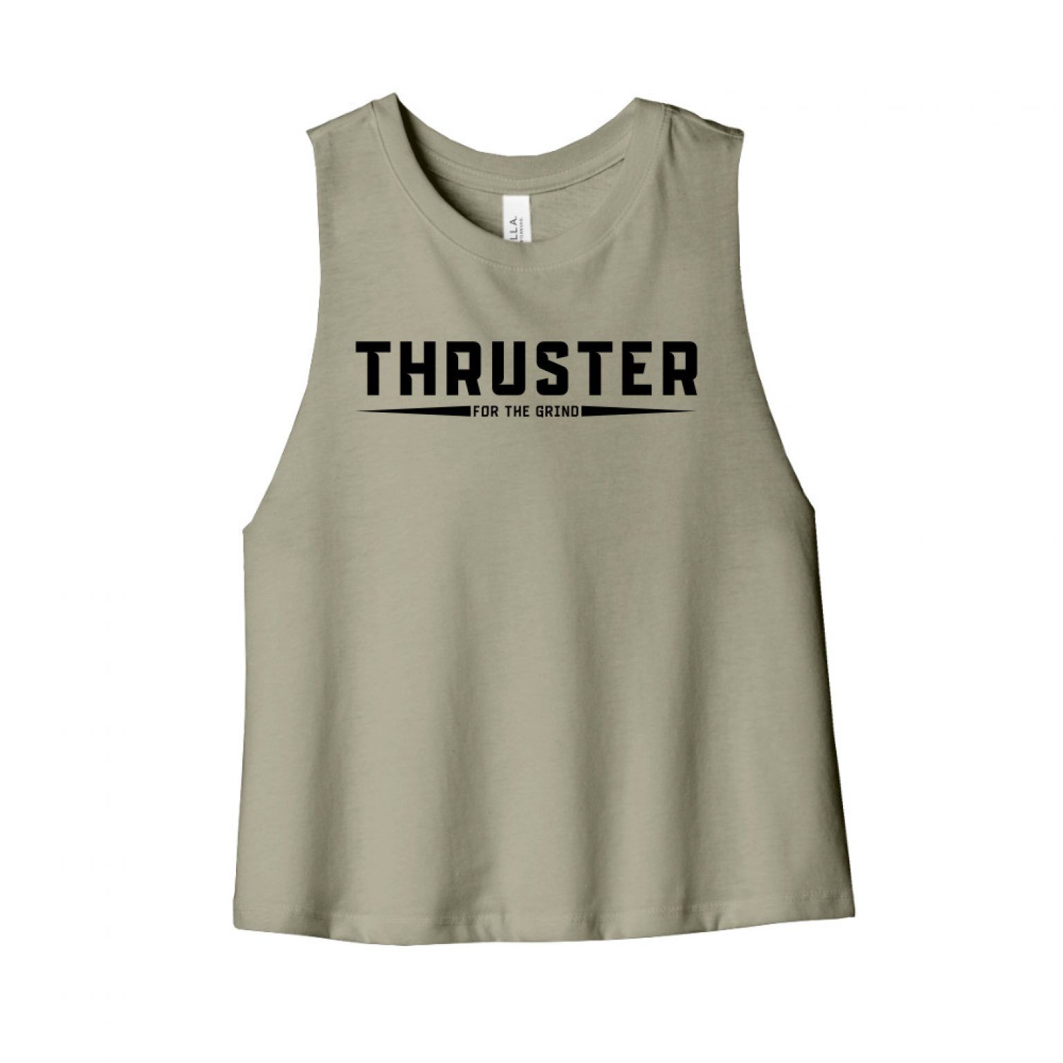 Thruster cropped military