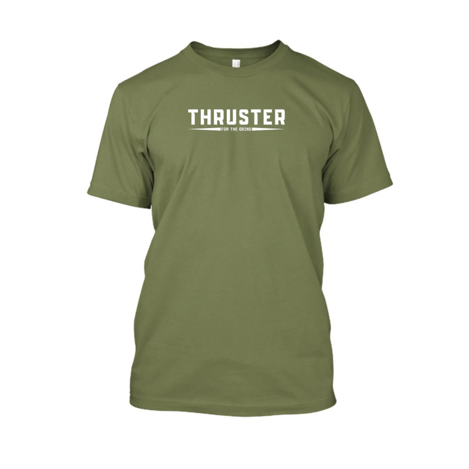 Thruster shirt herren military