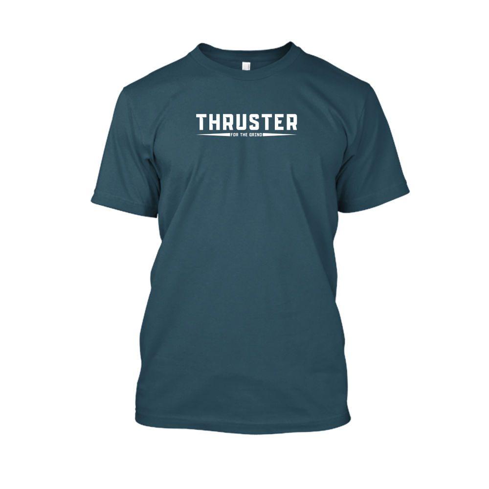 Thruster shirt herren navy