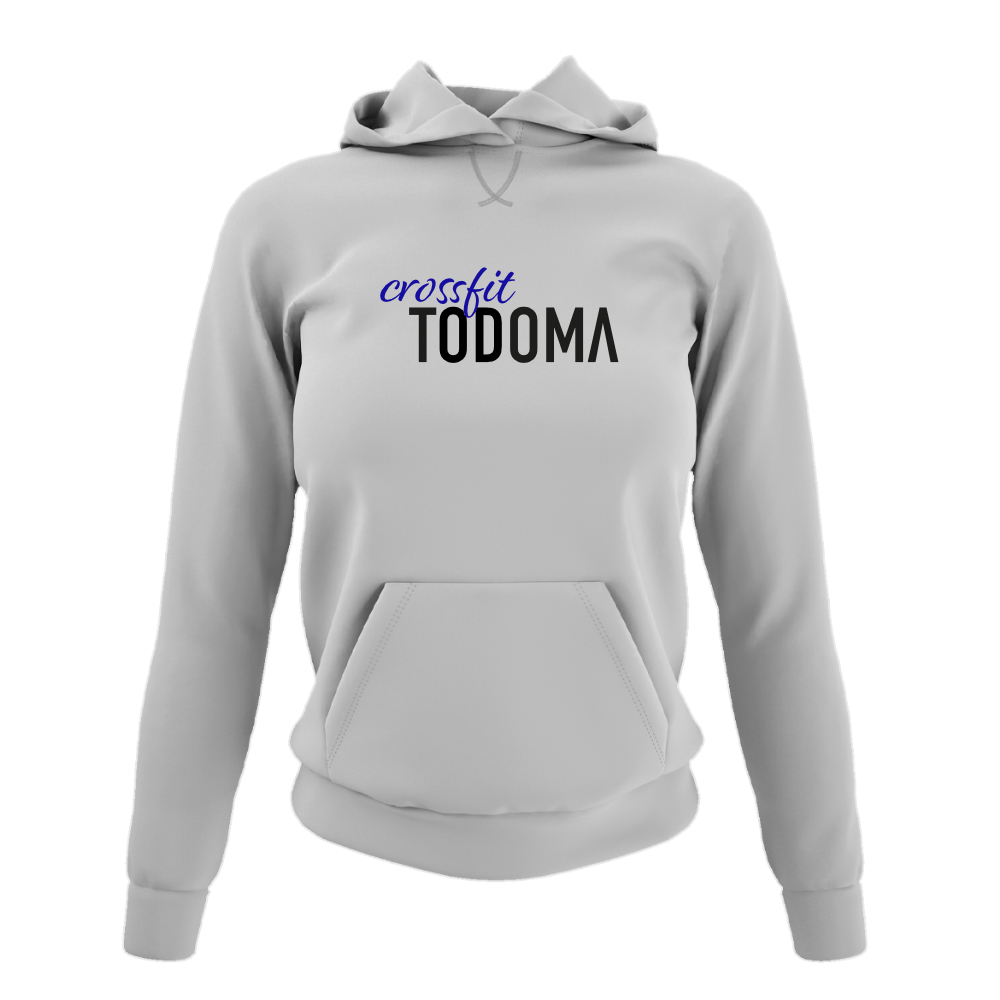 Todoma DamenHoody Lightoxford