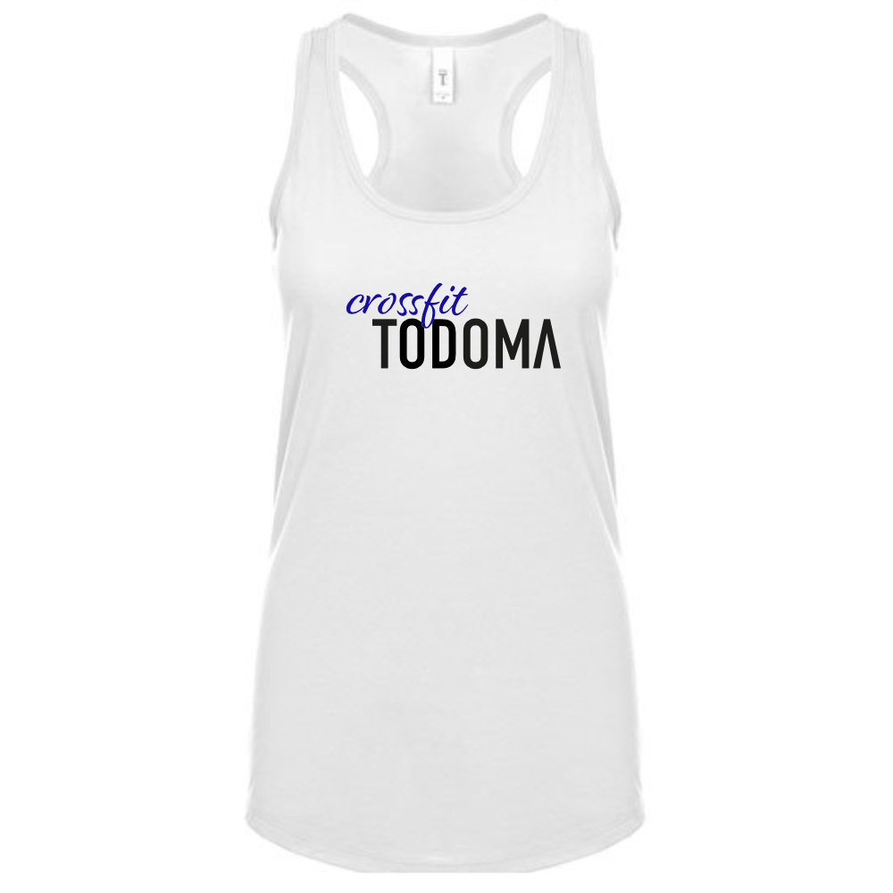 Todoma Tank Weiss