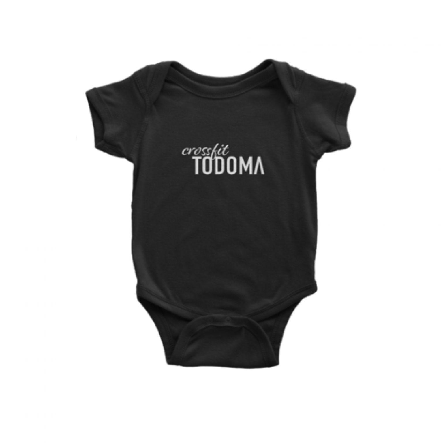 Todoma baby schwarz