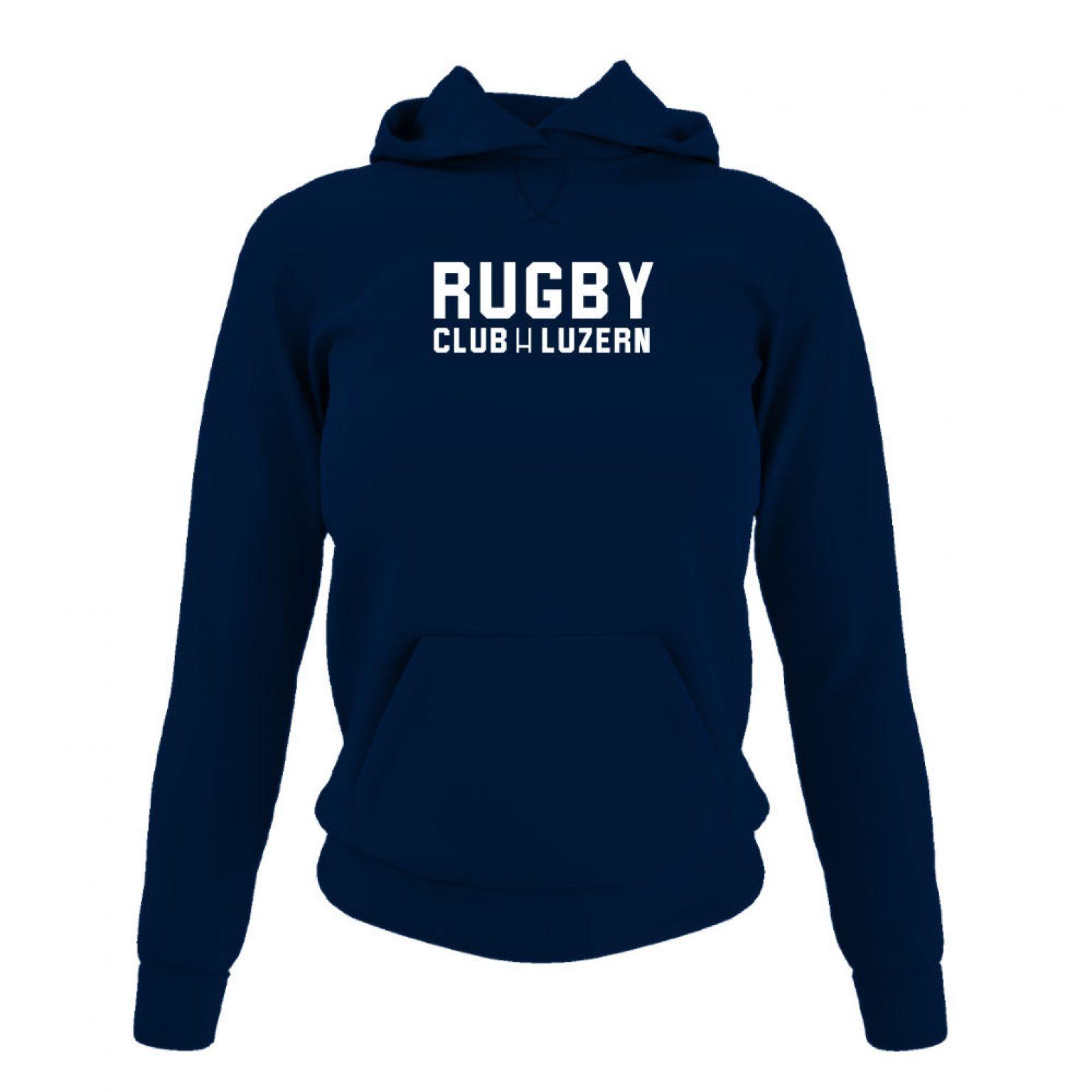 rugbyH hoodie damen navy