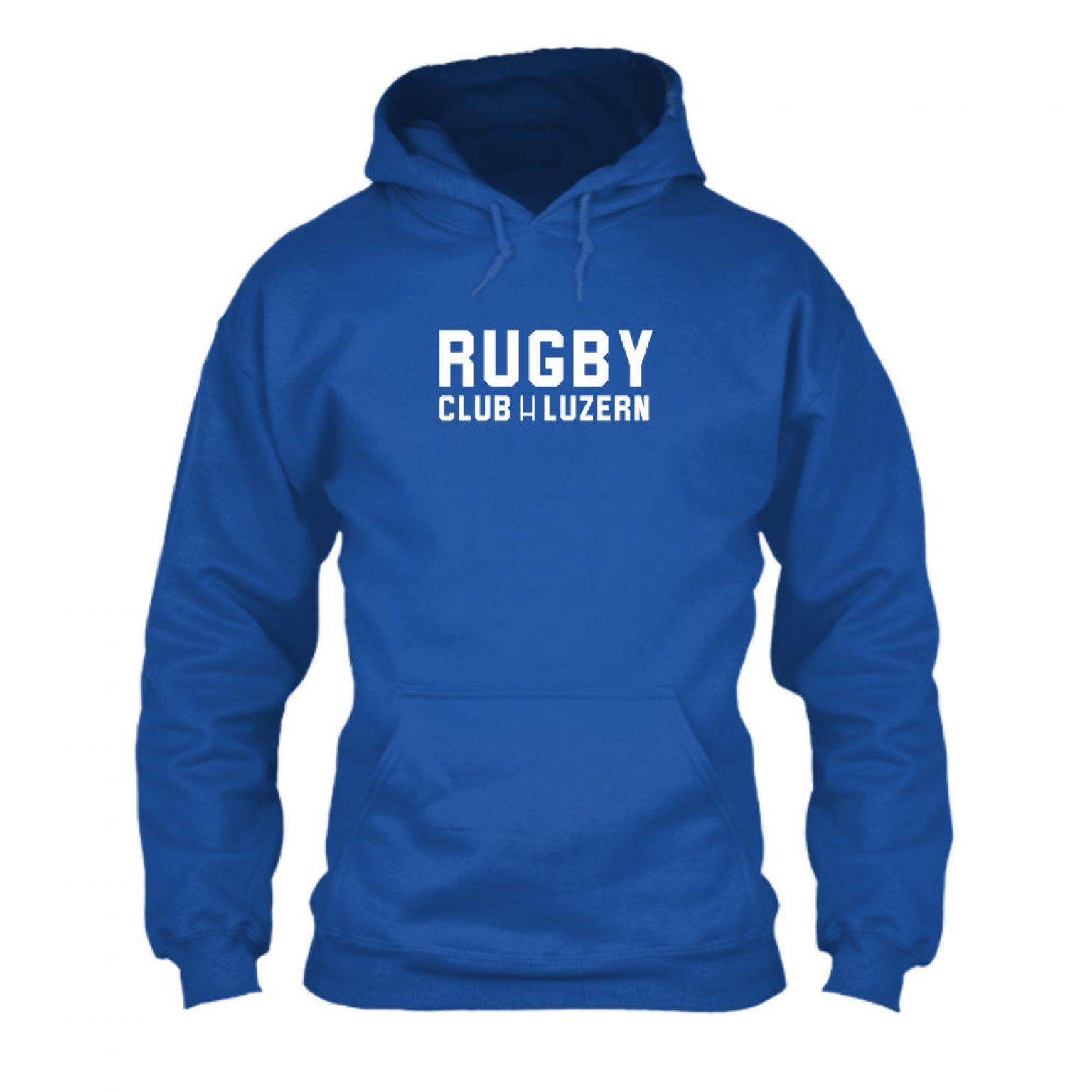 rugbyH hoodie herren blue