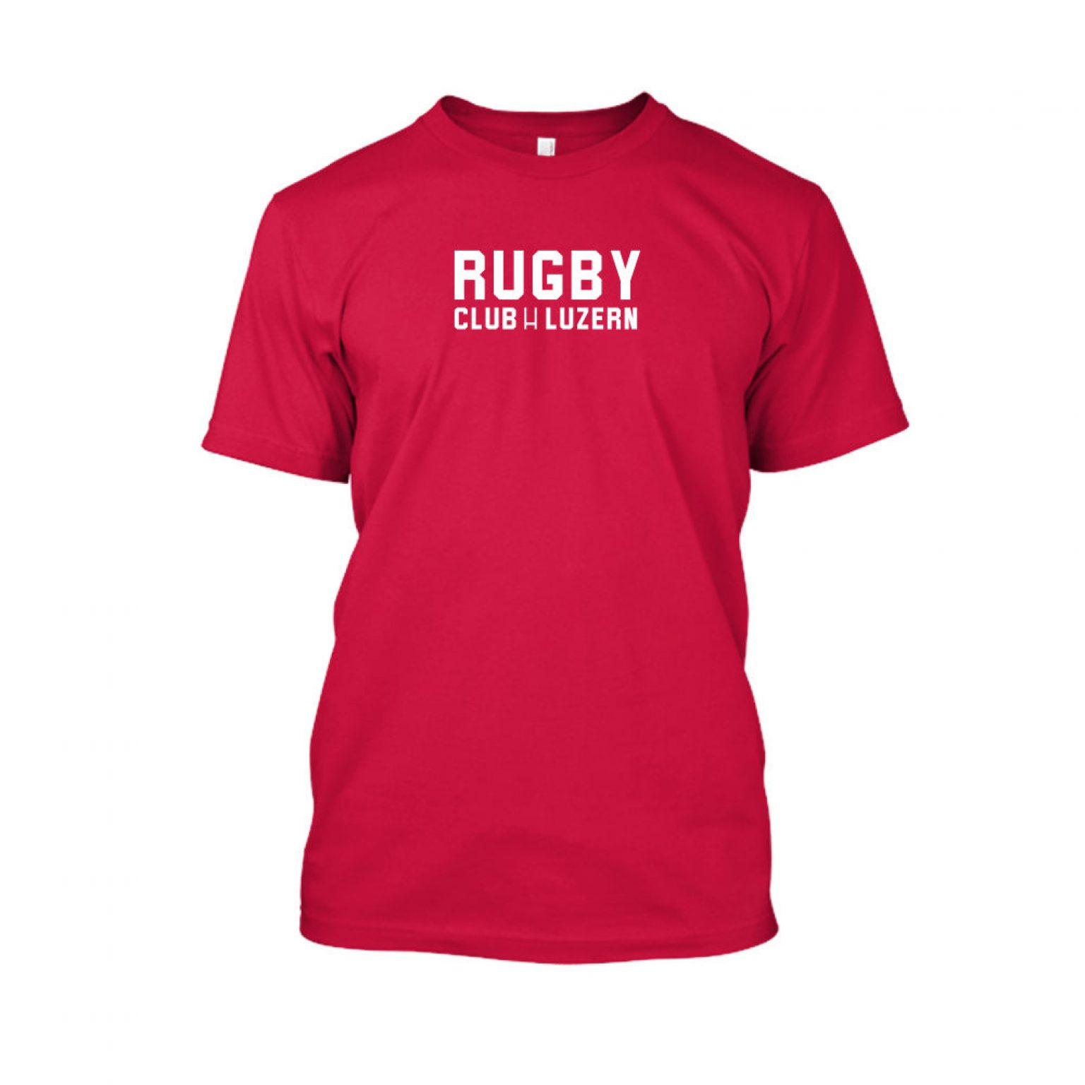 rugbyH shirts herren red