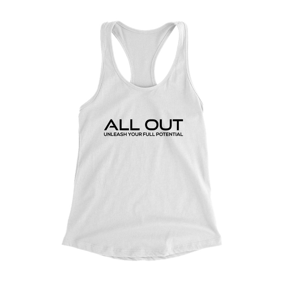 Allout Tanktop weiss