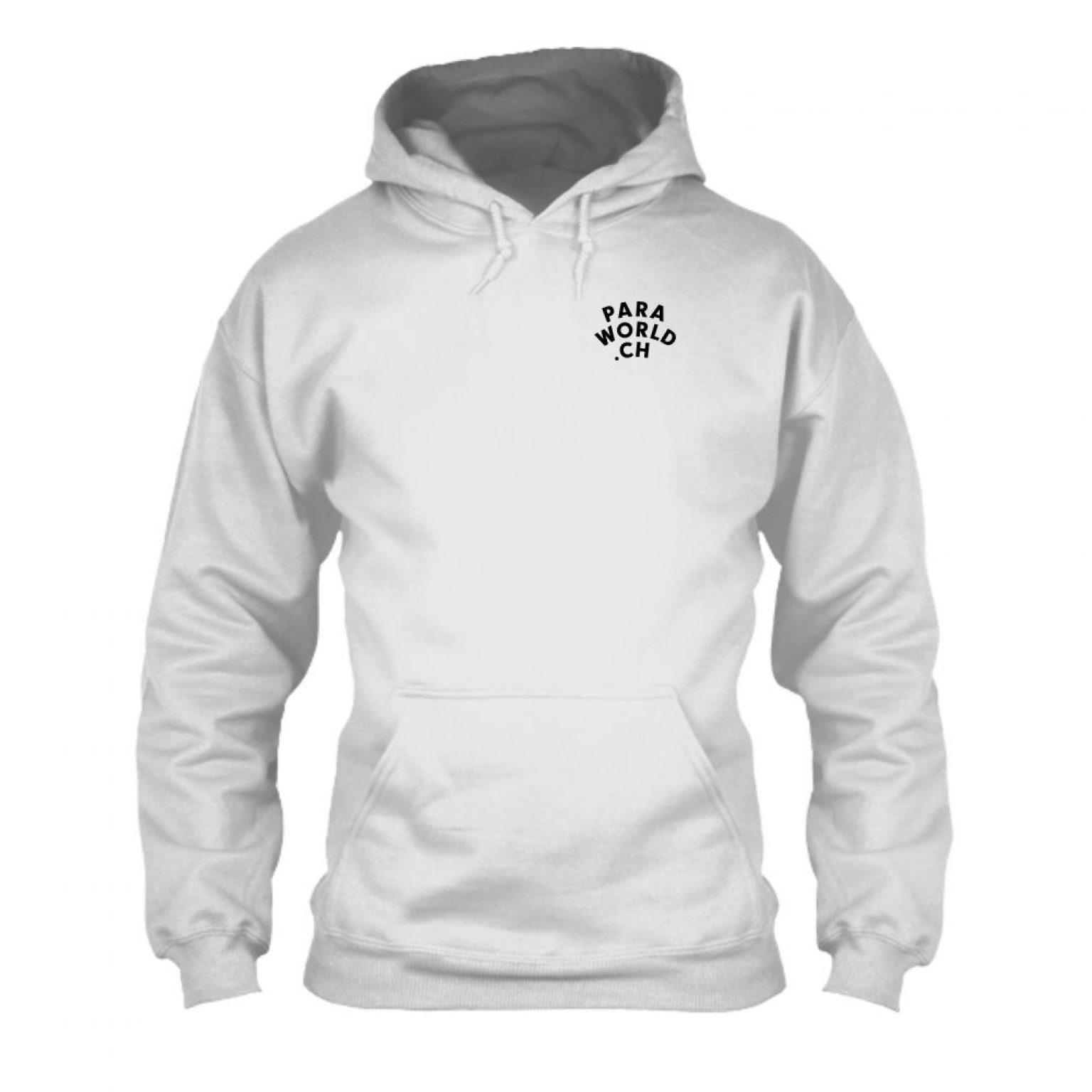 JTA b hoodie herren oxford front