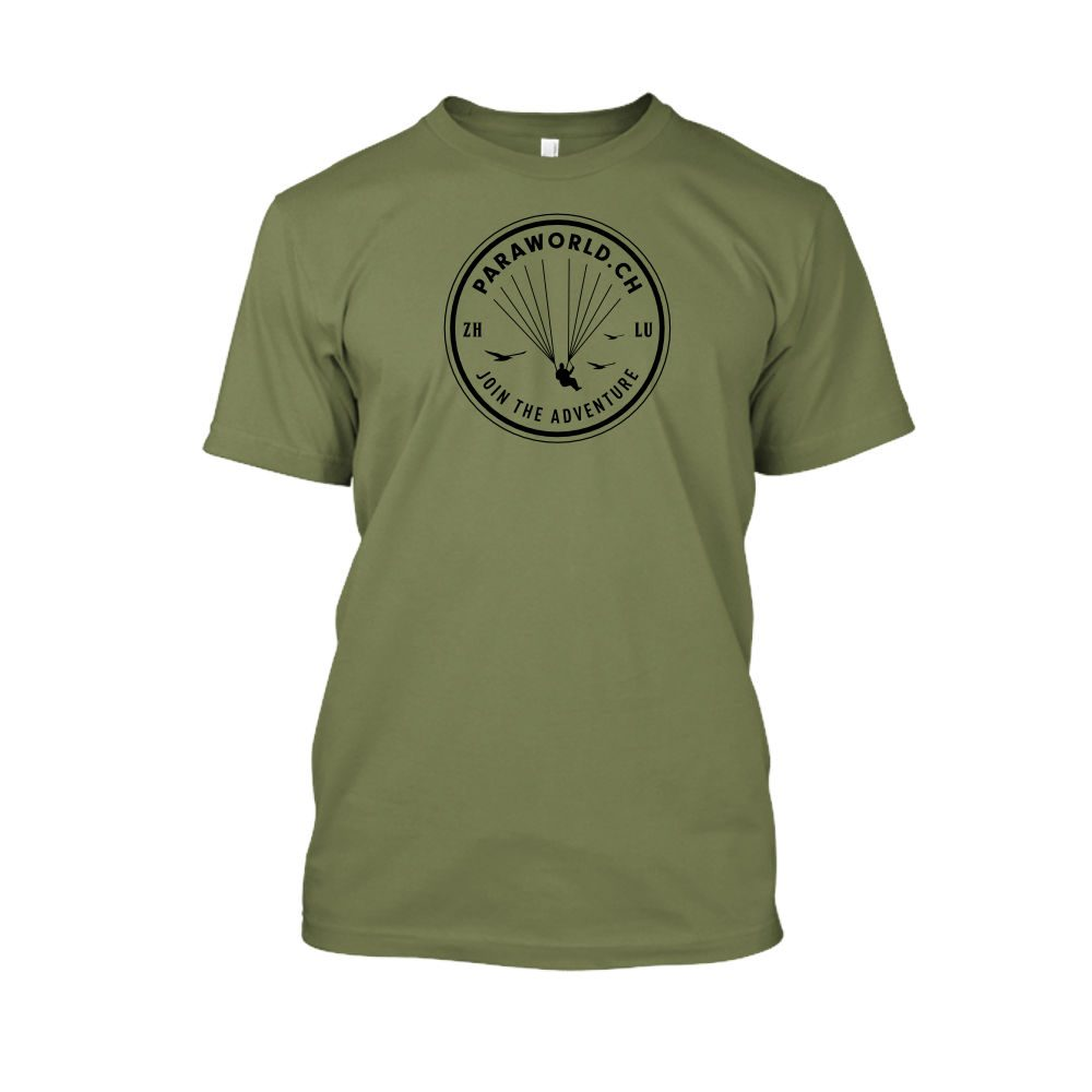 JTA black shirt herren military