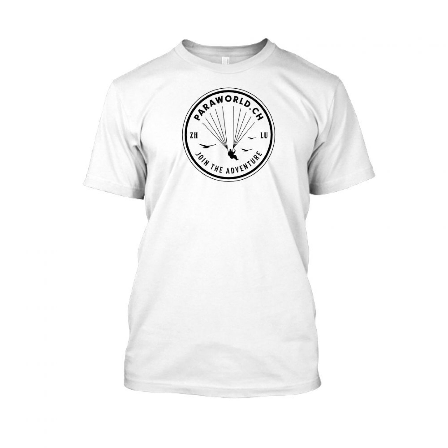 JTA black shirt herren white