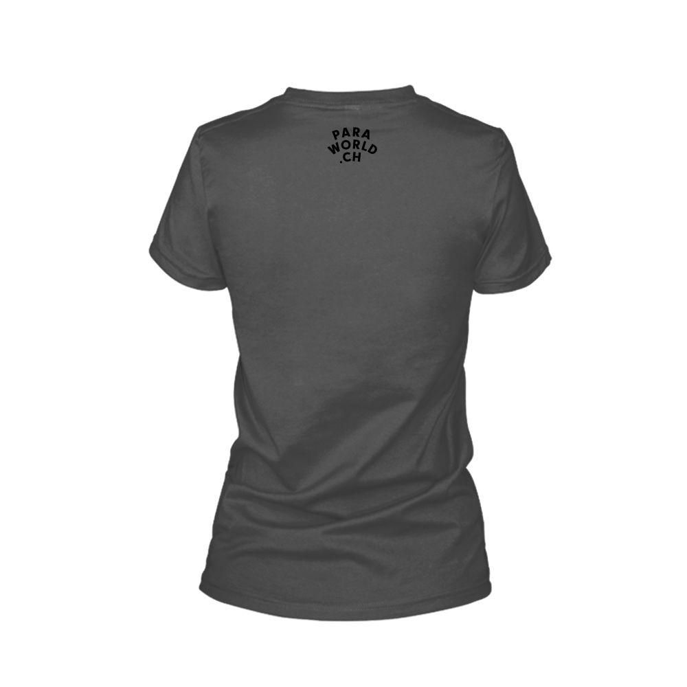 JTA s black shirt damen charcoal back