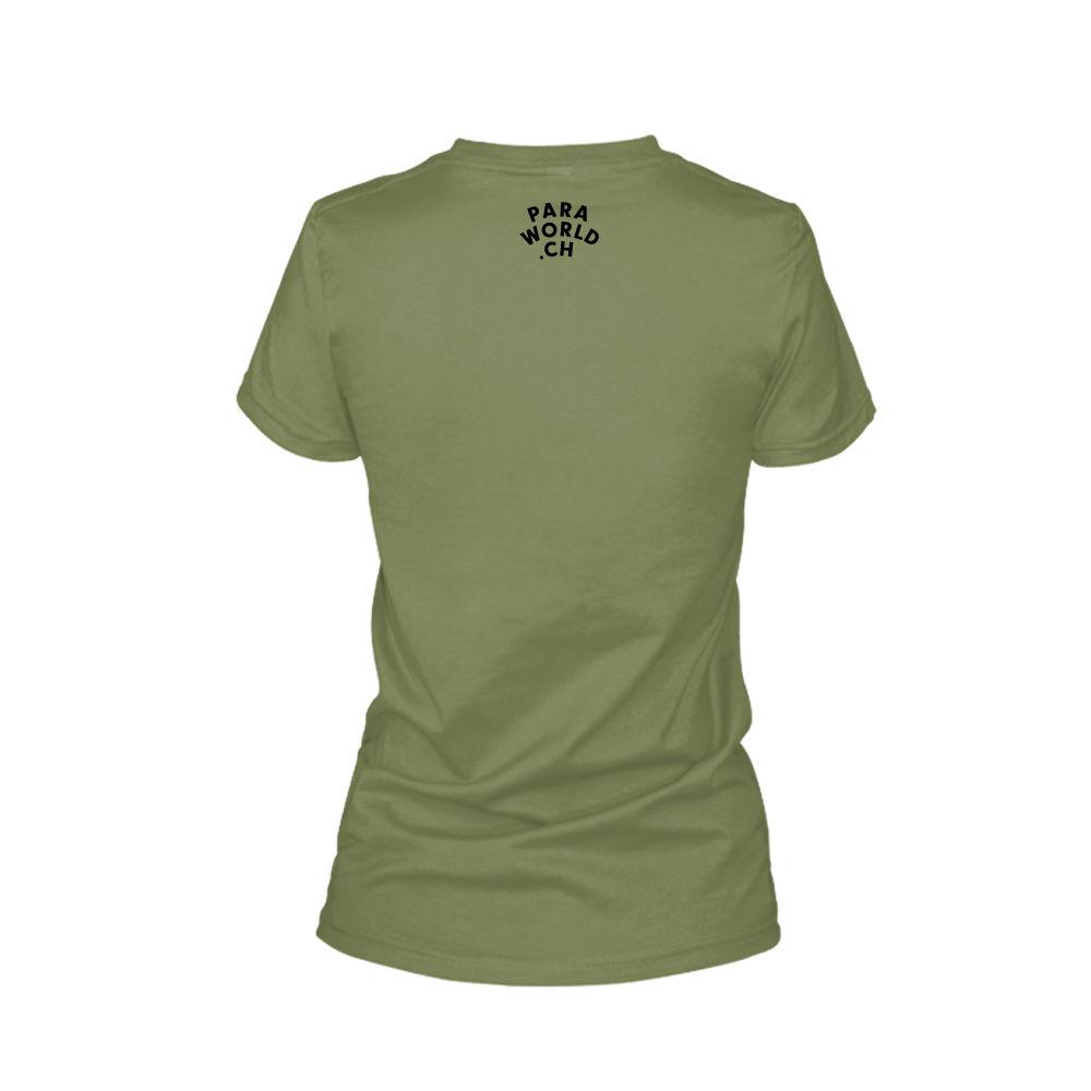JTA s black shirt damen military back