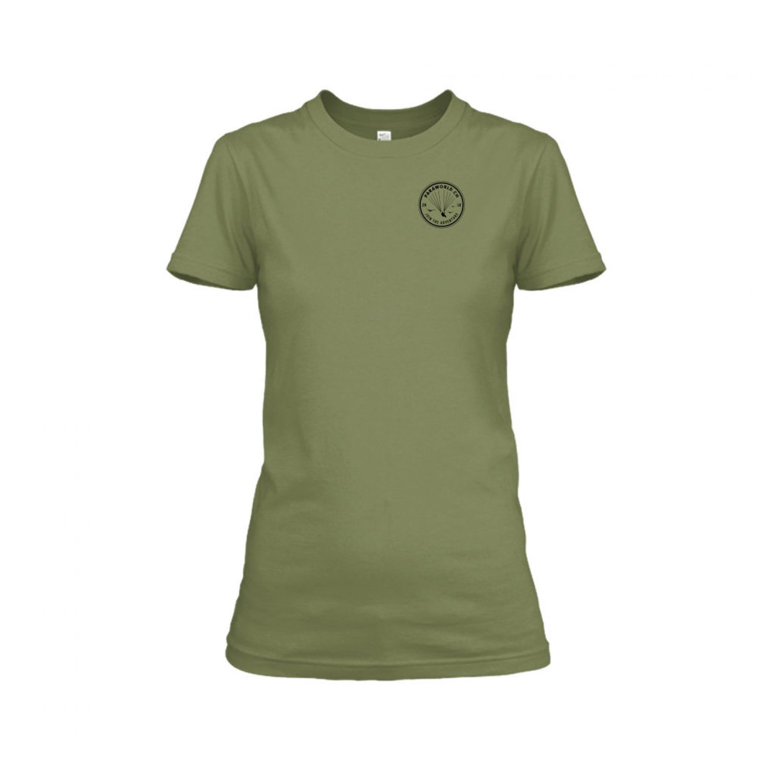 JTA s black shirt damen military front