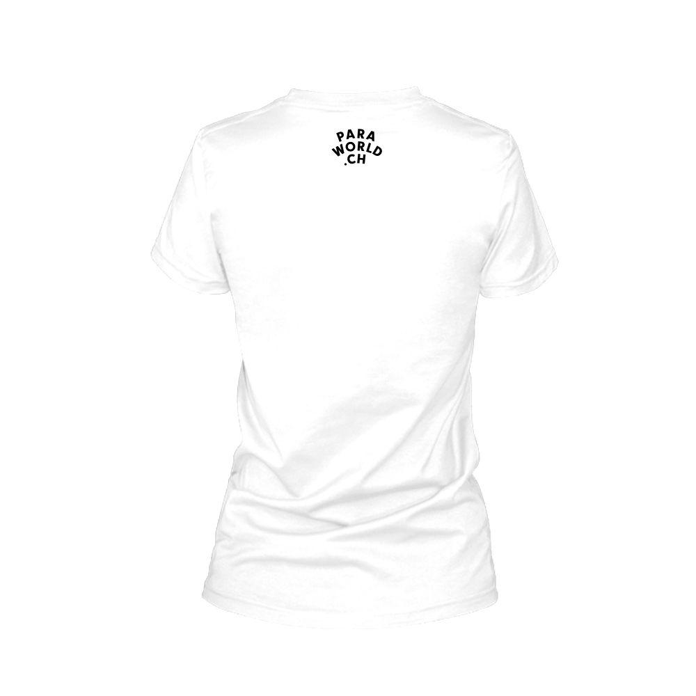JTA s black shirt damen white back