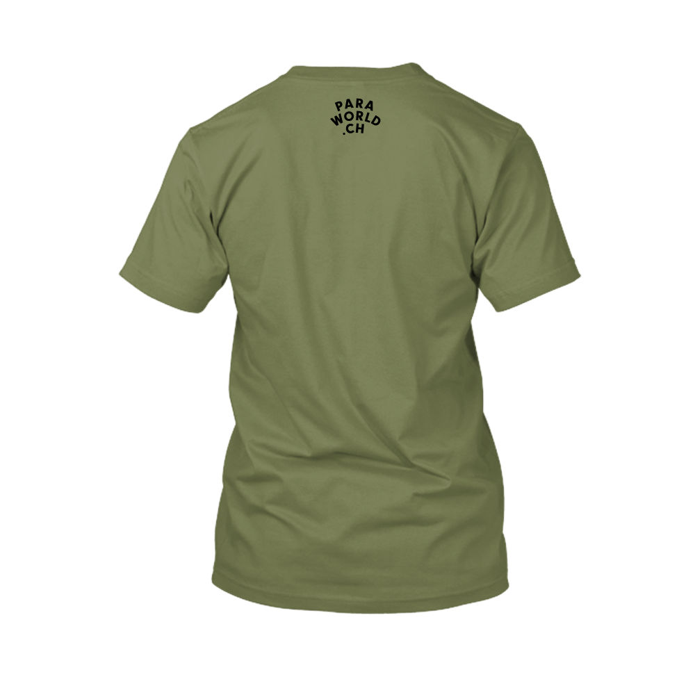 JTA s black shirt herren military back