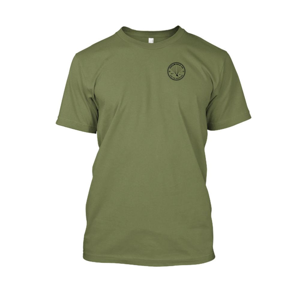 JTA s black shirt herren military front