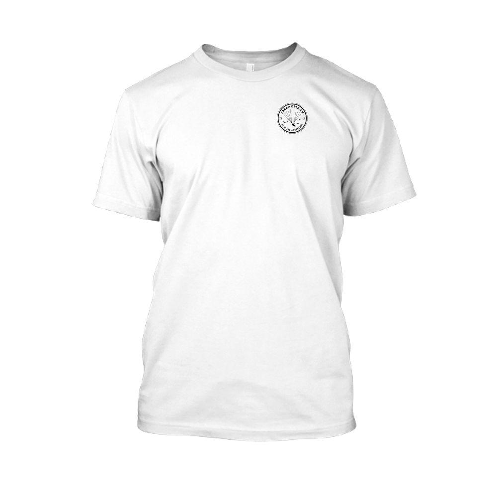 JTA s black shirt herren white front