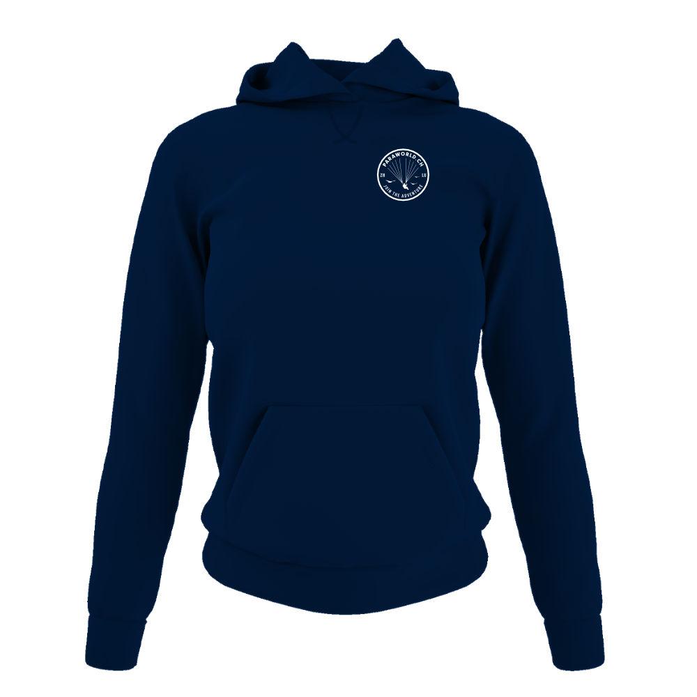 JTA s hoodie damen navy front