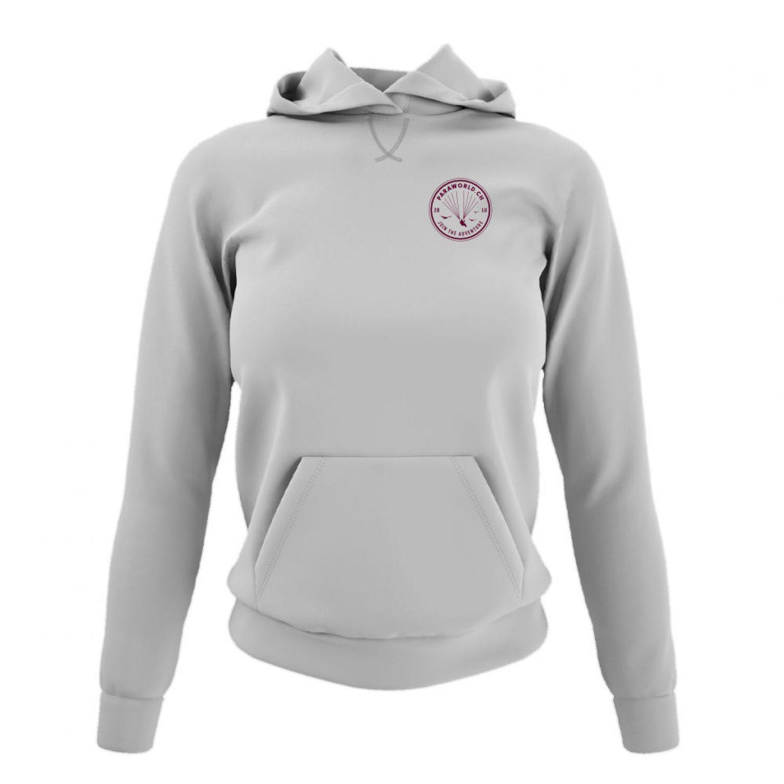 JTA s hoodie damen oxford front