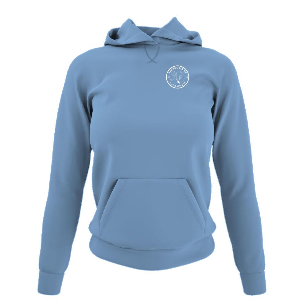 JTA s hoodie damen sky front