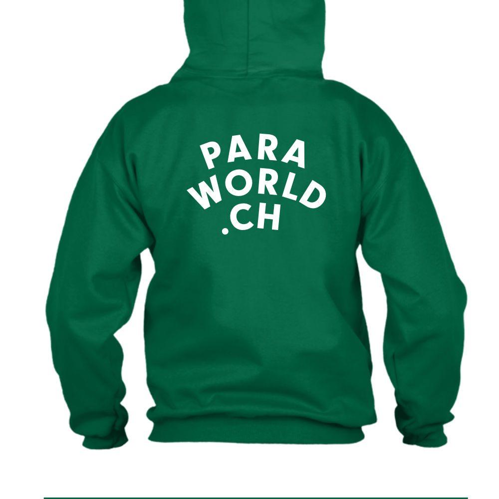JTA s hoodie herren green back