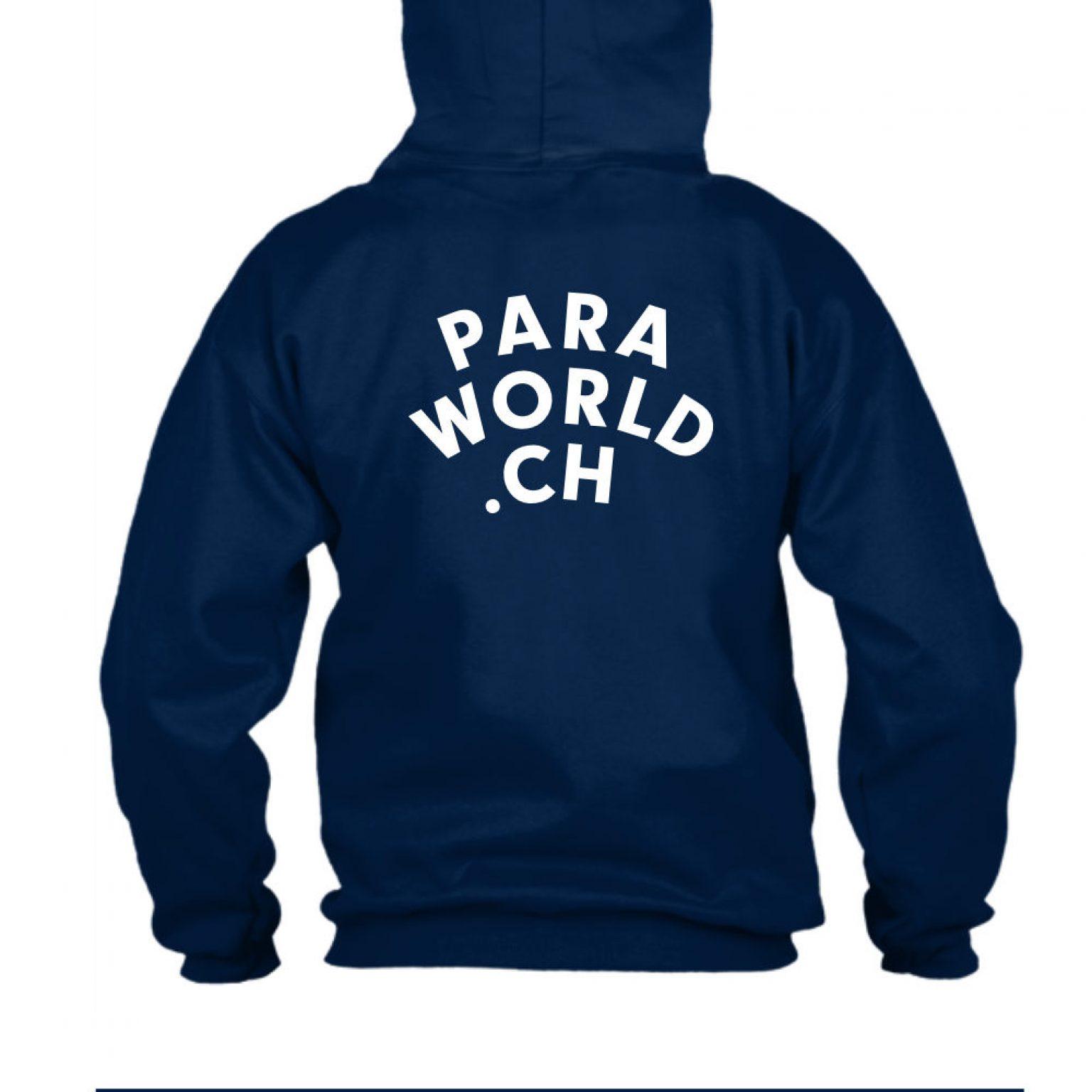 JTA s hoodie herren navy back