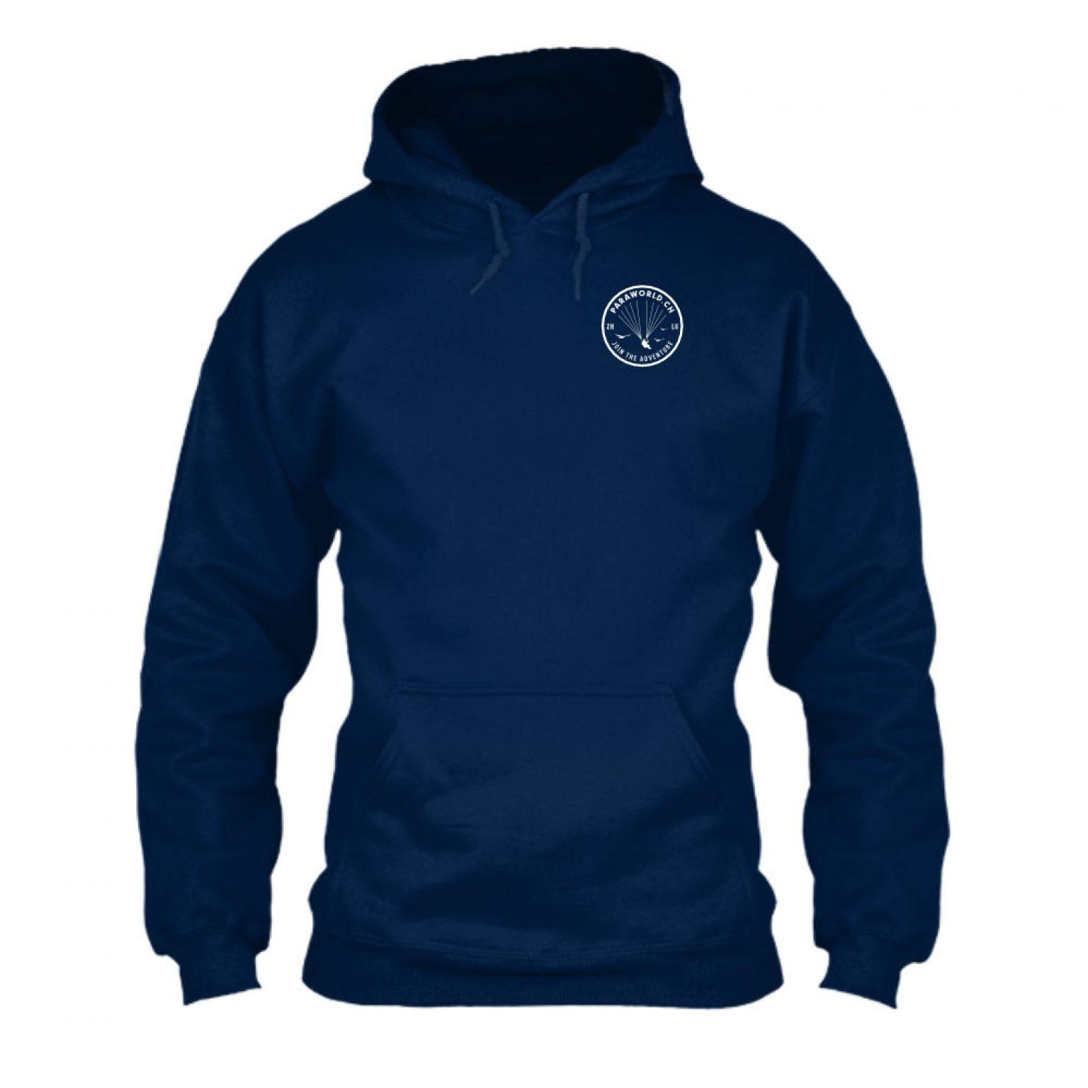 JTA s hoodie herren navy front