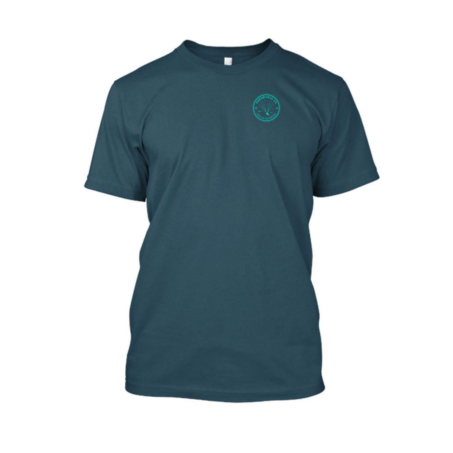 JTA s turqois shirt herren navy front