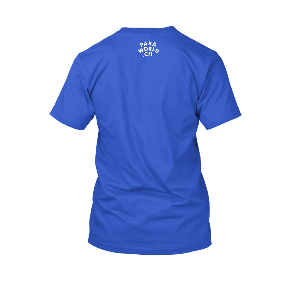 JTA s white shirt herren blue back
