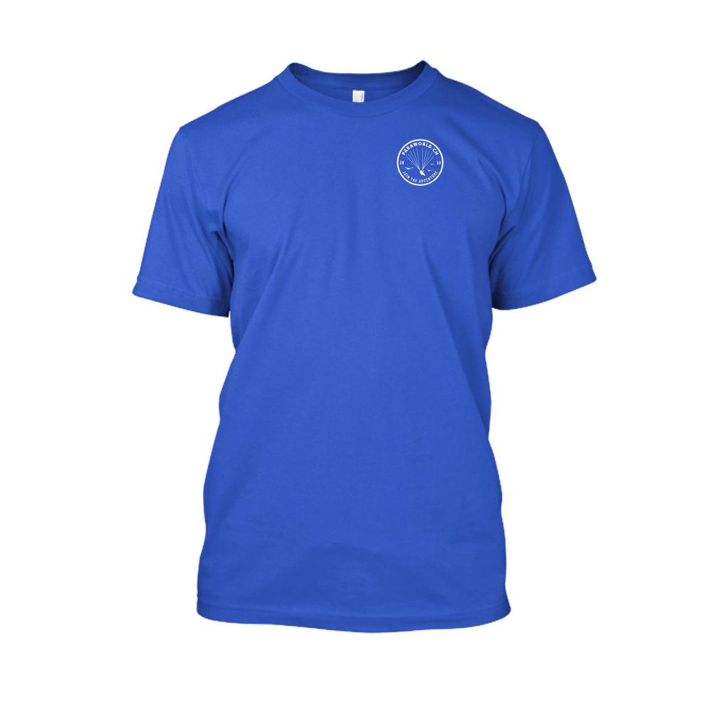 JTA s white shirt herren blue front