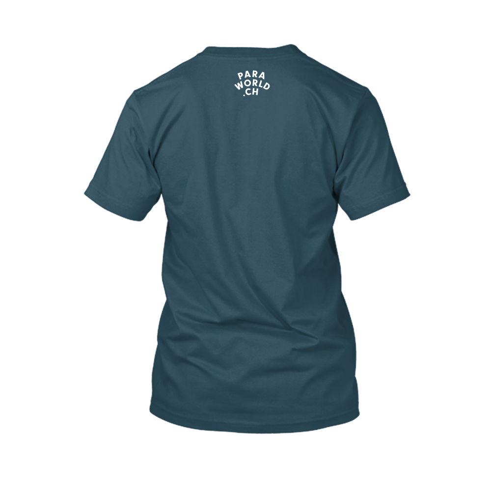 JTA s white shirt herren navy back