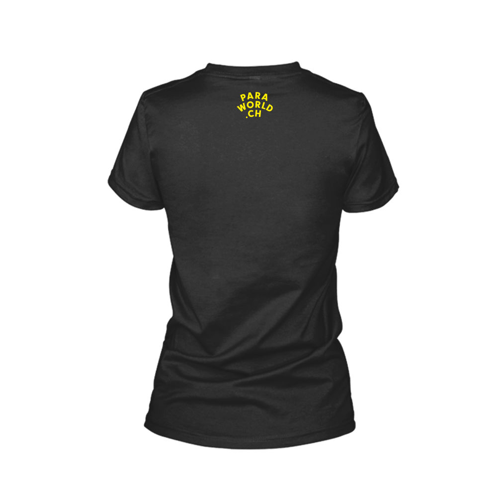 JTA s yellow shirt damen black back