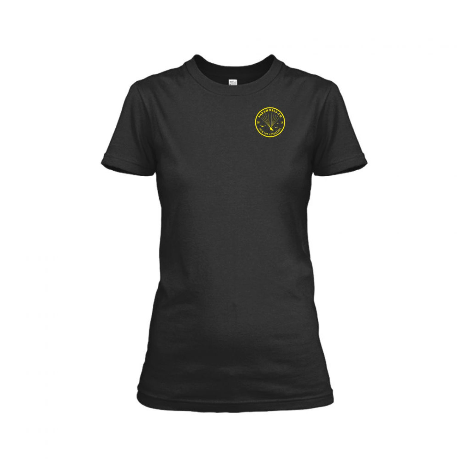 JTA s yellow shirt damen black front