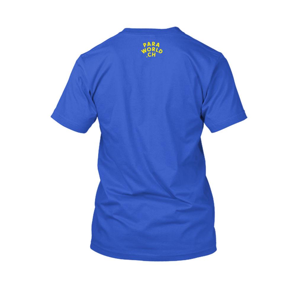 JTA s yellow shirt herren blue back