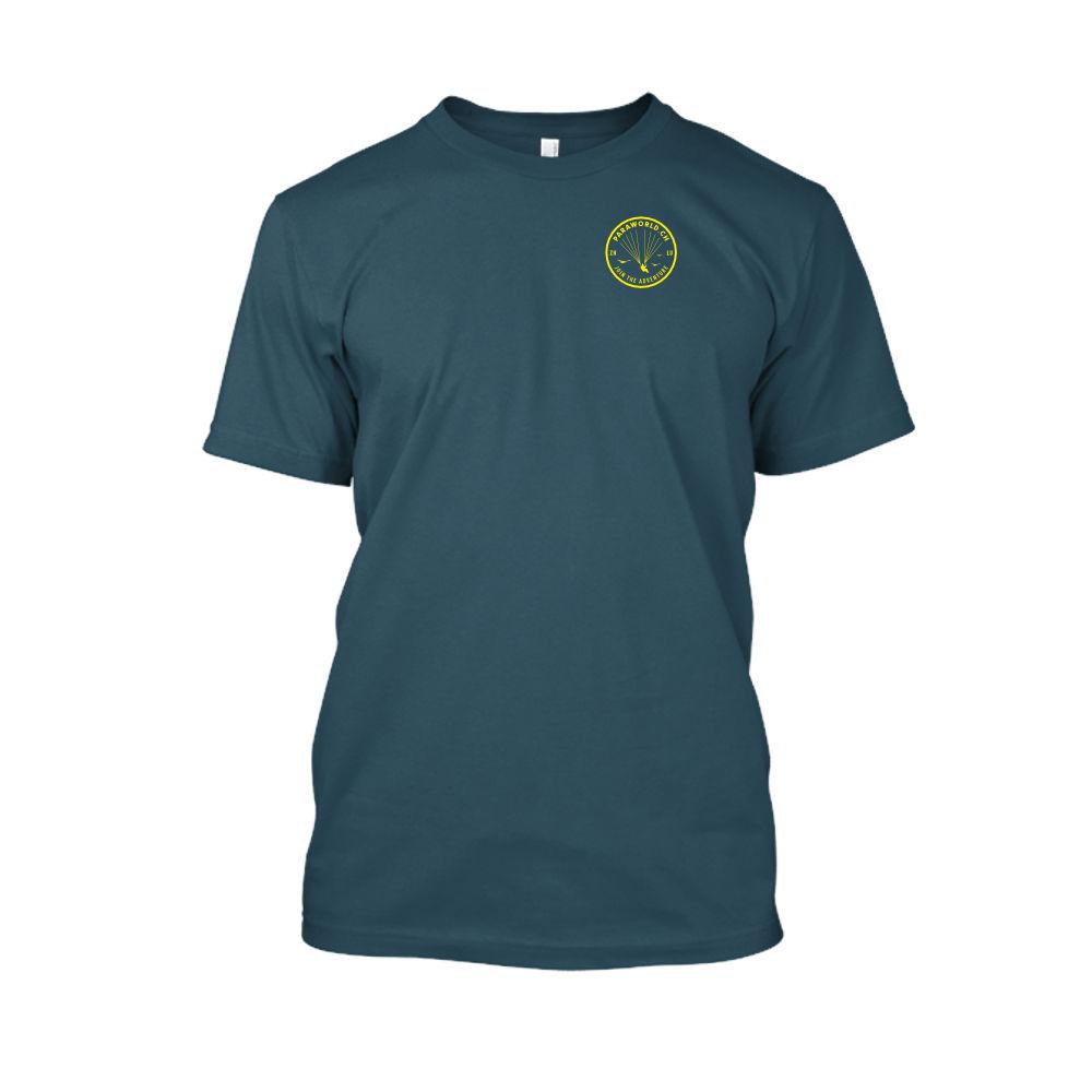JTA s yellow shirt herren navy front