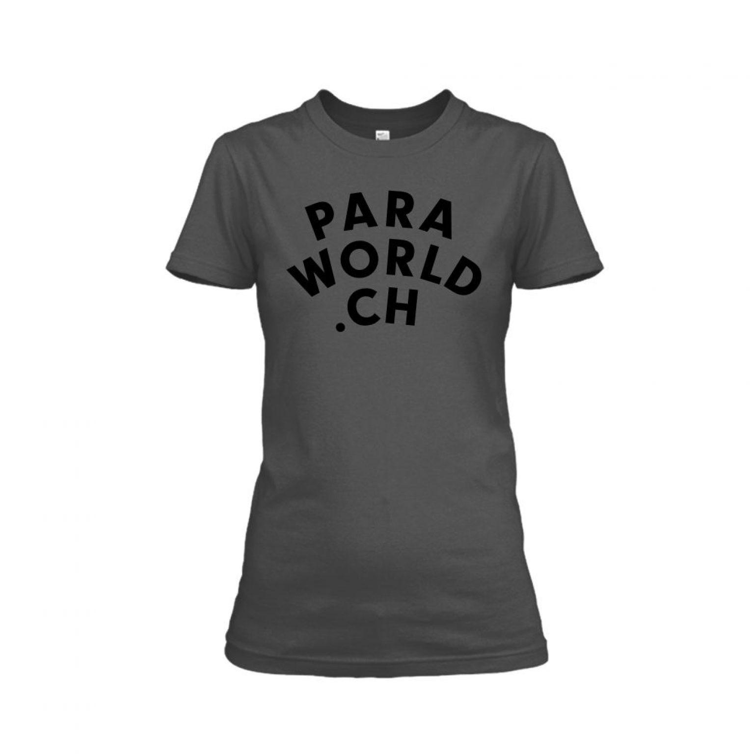 PW ClassicBlack shirt damen charcoal